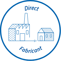 Direct fabricant